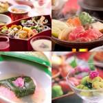 3月21日〜 春の味覚感じる 旬彩膳のお献立