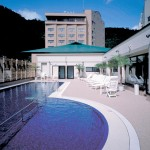 7月22日〜8月15日 定山渓唯一の屋外プールがオープン!