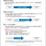 GoToトラベル事業 札幌市着の旅行の除外に係る対応