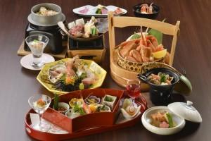 夕食 和食会席膳 彩美膳02