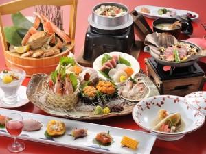夕食 和食会席膳 彩美膳01