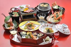夕食 和食会席膳 膳の宴01