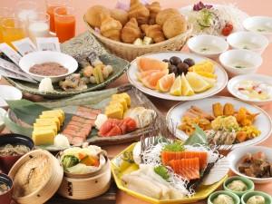 朝食 バイキング02