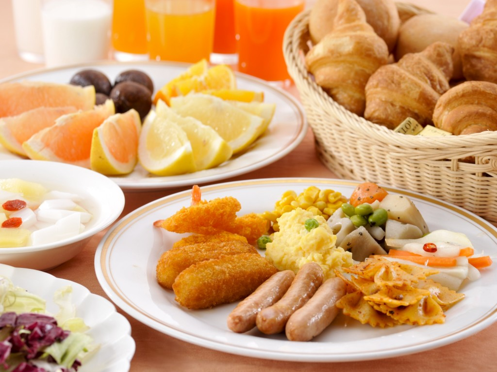 朝食 バイキング04