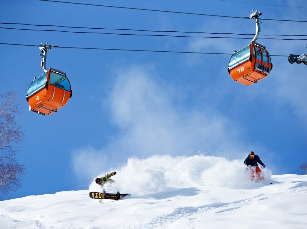 スキー場 札幌国際スキー場01
