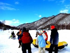 イベント 定山渓雪三舞01